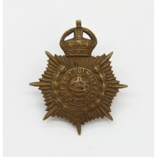 Army Service Corps (A.S.C.) Collar Badge - King's Crown