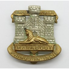 Devon & Dorset Regiment Bi-Metal Cap Badge