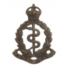 South African Medical Corps (S.A.M.C.) Cap Badge - King's Crown