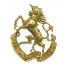 Canadian 9th Mississauga Horse Collar Badge