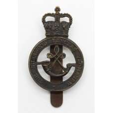Sherwood Rangers Yeomanry Cap Badge