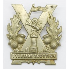 Tyneside Scottish Cap Badge