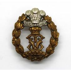 Victorian Middlesex Regiment Collar Badge