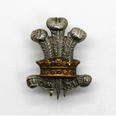Prince of Wales's Leinster Regiment (Royal Canadians) Collar Badge
