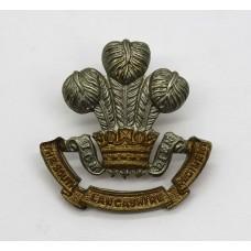South Lancashire Regiment (Prince of Wales's Volunteers) Collar Badge