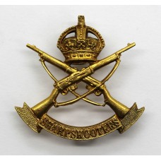3rd County of London (Sharpshooters) Imperial Yeomanry Cap Badge