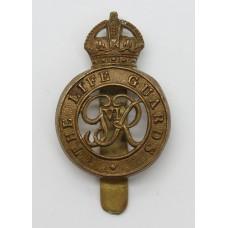 George VI Life Guards Cap Badge