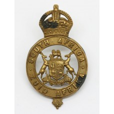 South Africa Instructional Corps (Zuid Afrika) Cap Badge