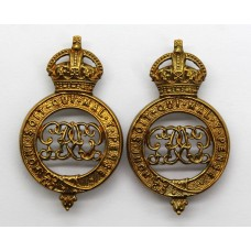 Grenadier Guards Shoulder Titles- King's Crown