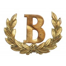 British Army 'B' Tradesman Proficiency Arm Badge