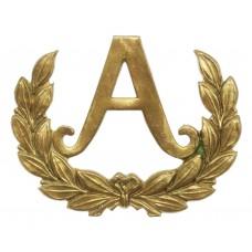 British Army 'A' Tradesman Proficiency Arm Badge