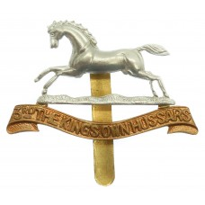 3rd The King's Own Hussars Cap Badge