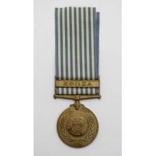 UN Korea Medal (British Issue)