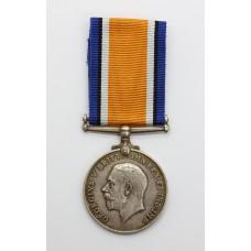 WW1 British War Medal - A.Sjt. E.F.J. Oatley, Royal Army Medical Corps