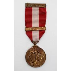 Irish 1939-46 Emergency Service Medal (An Forsa Cosanta Aitiuil)