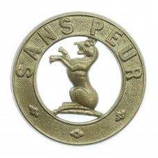 5th Bn. Seaforth Highlanders Cap Badge