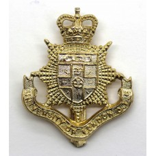 University of London O.T.C. Anodised (Staybrite) Cap Badge
