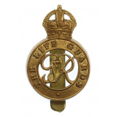 George VI The Life Guards Cap Badge