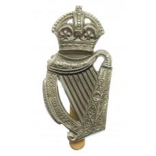 18th County of London Bn. (London Irish Rifles) London Regiment Cap Badge