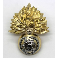 Royal Regiment of Fusiliers Anodised (Staybrite) Cap Badge