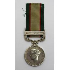 1936 India General Service Medal (Clasp - North West Frontier 1936-37) - Rfm. Embahadur Karki, 1-9th Gurkha Rifles