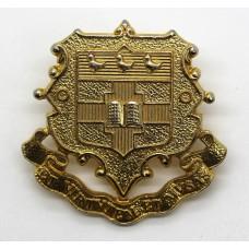 Mill Hill School O.T.C. Cap Badge