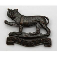 Uppingham School O.T.C. Cap Badge