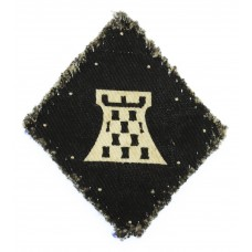 11th Corps Printed Formation Sign