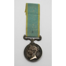 1854 Crimea Medal - Unnamed