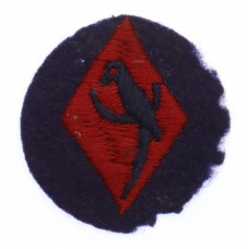 48th (South Midland) Division Cloth Formation Sign
