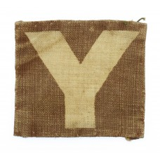 5th Infantry Division Printed Formation Sign (1st Pattern)