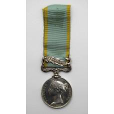 1854 Crimea Medal (Clasp - Sebastopol) - E. Rochford, Coldstream Guards (Previously Brooched)