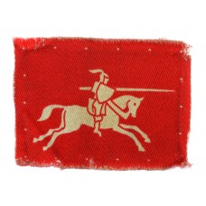 8th Corps Printed Formation Sign