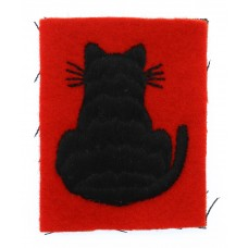 56th (London) Division Cloth Formation Sign