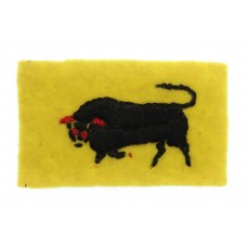11th Armoured Division Cloth Formation Sign