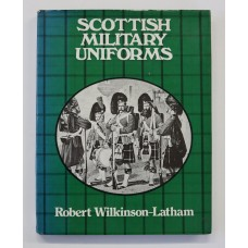 Book - Scottish Military Uniforms