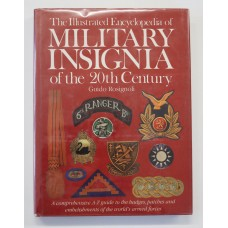 Book - The Illustrated Encyclopedia of Military Insignia of the 20th Century