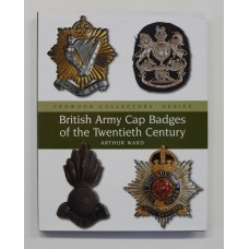 Book - British Army Cap Badges of the Twentieth Century