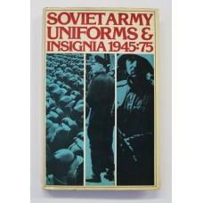 Book - Soviet Army Uniforms and Insignia 1945:75