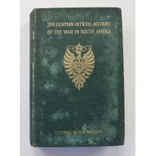 Book - The German Official Account of the War in South Africa