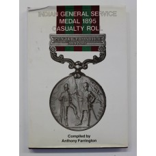 Book - India General Service Medal 1895 Casualty Roll