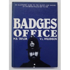 Book - Badges of Office