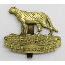 Scarce WW2 East African Reconnaissance Squadron (E.A.R.S.) Cast Cap Badge