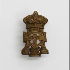 Victorian Yorkshire Regiment Collar Badge