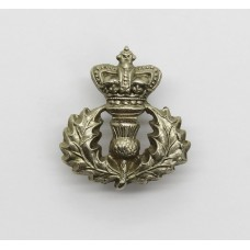 Victorian Queen's Own Cameron Highlanders Collar Badge