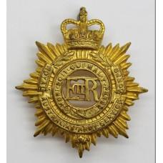 Royal Australian Army Service Corps Cap Badge - Queen's Crown