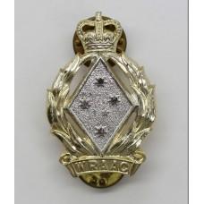 Women's Royal Australian Army Corps (W.R.A.A.C.) Anodised (Staybr