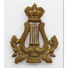 Victorian British Army Bandman's Qualification Arm Badge.