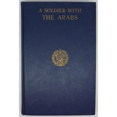 Book - A Soldier With The Arabs