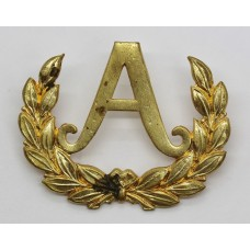 British Army 'A' Tradesman Proficiency Arm Badge